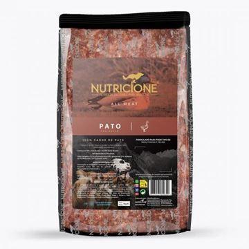 Foto de PATO SOLO CARNE (CON HUESO) 7kg para preparación de menú BARF